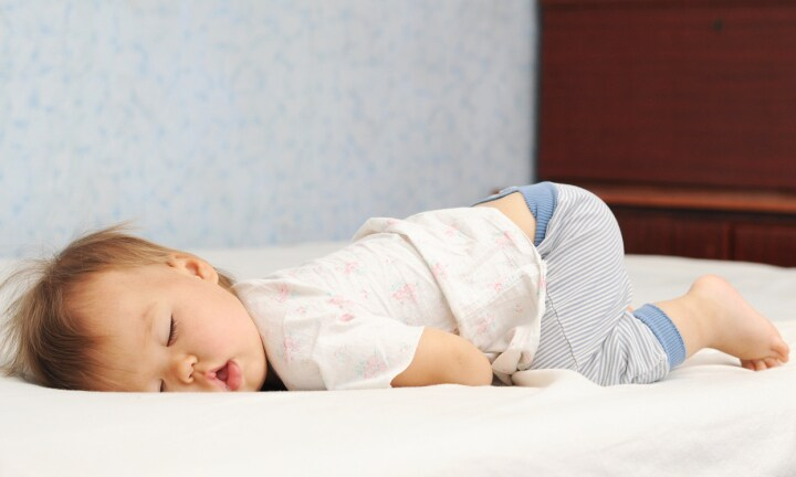 The 10 cutest and curiousest toddler sleeping positions