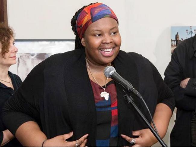 Khadija Saye, 24, who died in the blaze. Picture: Supplied