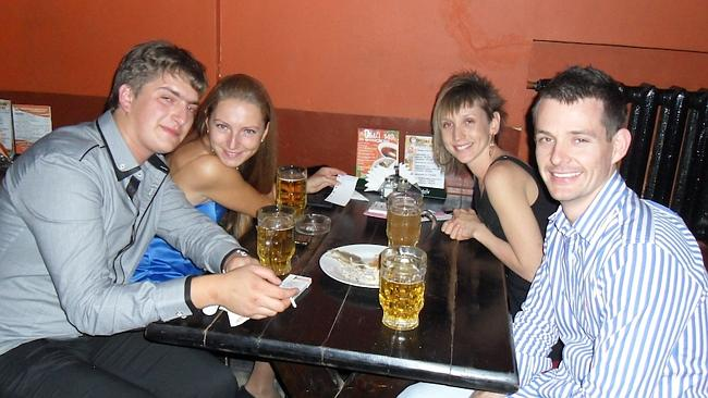 Russian nightlife is more fun when Russian locals are your hosts. Picture: Tatyana Leonov