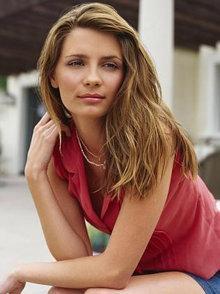 "Mischa Barton was a hit on the TV show ""The OC"" in 2004."
