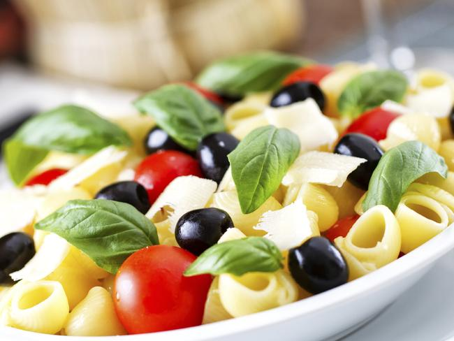 Cutting through the carb. The MIND diet combines the traditional Mediterranean with the DASH eating plan. Picture: iStock.