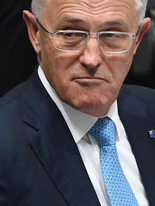 Favourite ... Prime Minister Malcolm Turnbull remains the preferred PM. Picture: AAP