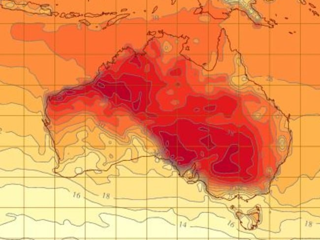 Australia is already seeing an increase in its number of heatwaves. Source: BOM