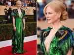 Nicole Kidman at The 23rd Annual Screen Actors Guild Awards on January 29, 2017 in Los Angeles, California. Picture: Getty