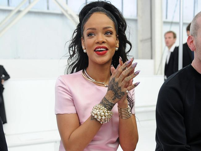 Could Rihanna become the owner of fabled EPL club Liverpool?