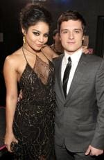 "Vanessa Hudgens and Josh Hutcherson The ""Journey 2 the Center of the Earth"" co-stars reportedly hooked up while filming together. But Hutcherson, who is celebrating big box office success with the ""Hunger Games,"" recently said that while Hudgens broke his heart, they're still friends. Picture: Getty Images"