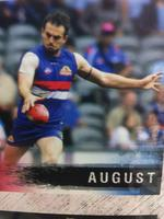 <p>New Hawthorn full-back Brian Lake features in the Western Bulldogs 2013 calendar.</p>
