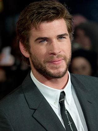 Aussie actor Liam Hemsworth is 24.