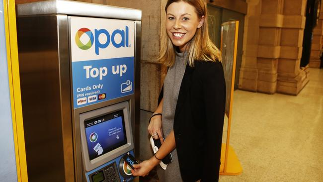 how to get a opal card sydney