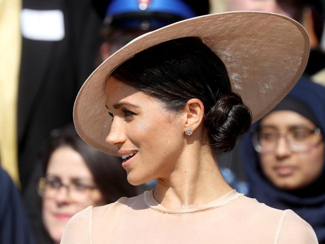Royal wedding: Prince Harry and Meghan Markle attend ...