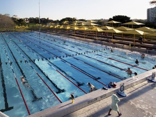 Dive into these outdoor swimming pools in sydney to cool - Waves swimming pool baulkham hills ...