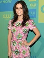 O.C. actress Rachel Bilson is reportadly pregnant with her first child. Bilson and long-term boyfriend Hayden Christensen are over the moon about the pregnancy, sources told US Weekly. Picture: Getty