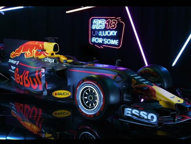 Red Bull accused of forbidden detail