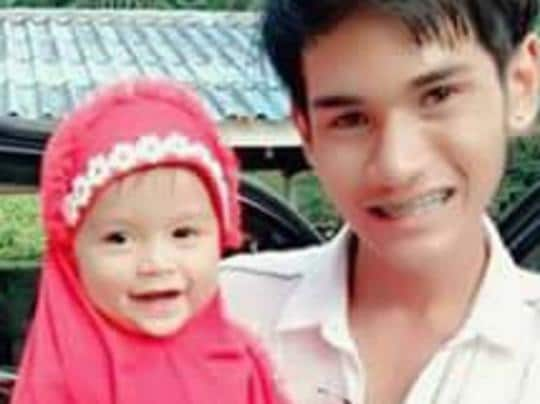 'Neglected' dad killed baby on Facebook