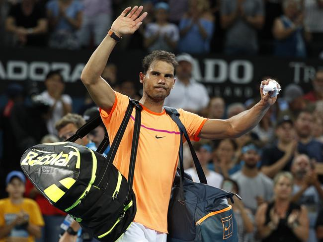 Rafa lost to Raonic in the quarter-finals of last year's tournament.