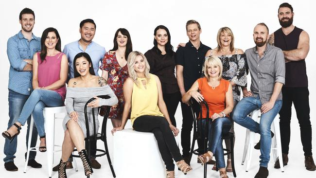 Mkr episode 1 recap meet the first contestants for 2017 for Y kitchen rules contestants