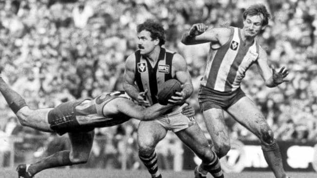 Has there been a better No.3 than Leigh Matthews? Silly question.