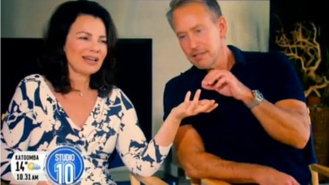 Fran Drescher and ex-husband Peter Marc Jacobson reflect on their hit show.