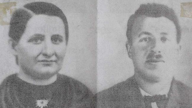 Francine and Marcelin Dumoulin went missing in 1942.