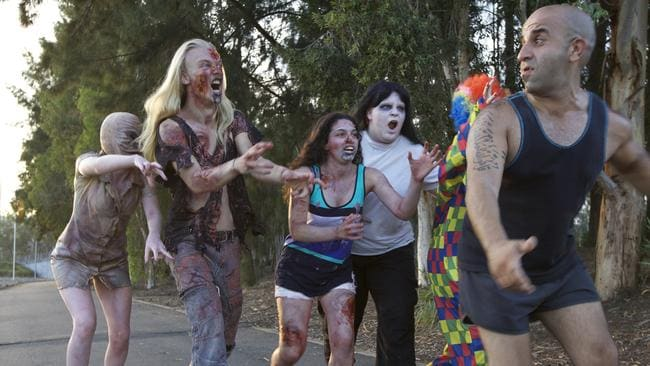 Run wild at fright night with the Running Scared obstacle ...