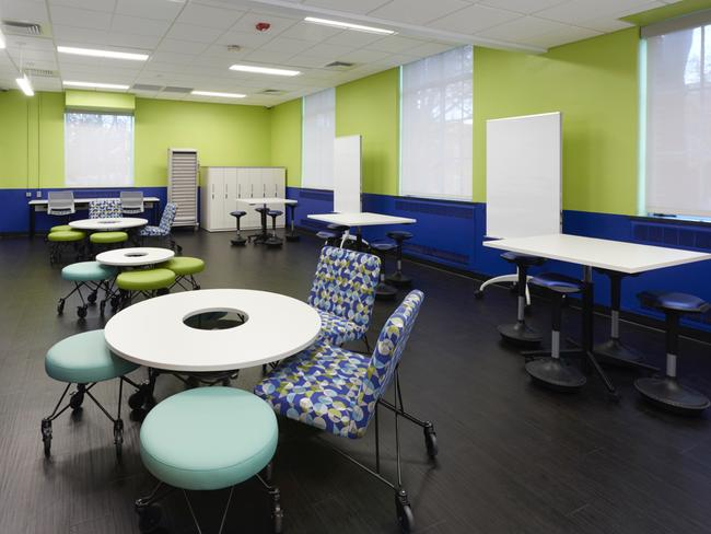 Classroom Design Research ~ Classrooms of the future penn state university shares