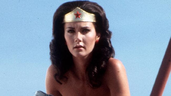 W Gal Gadot says her Wonder Woman is a far cry from Lynda Carter's TV Wonder Woman of the 1970s.