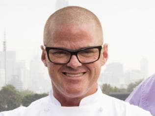 MasterChef judges, Gary Mehigan, Heston Blumenth, Matt Preston and George Calombaris