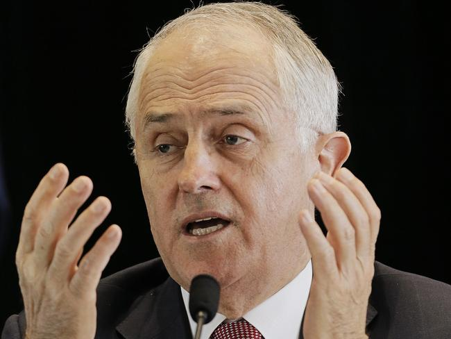 The Turnbull government to reportedly look at changing laws to force telecommunications and technology firms to help authorities decrypt suspect messages. Picture: Supplied.