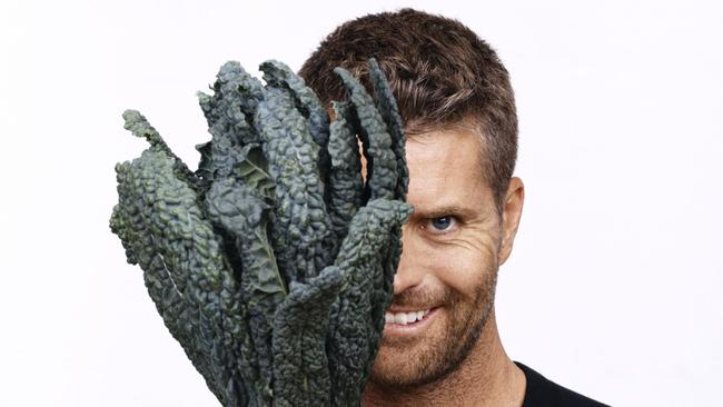 No apologies ... Pete Evans won't back down and says he relishes the controversy surrounding his behaviour, views and paleo diet. Picture: Nigel Lough