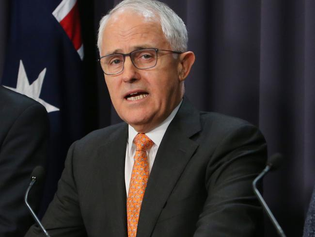 Prime Minister Malcolm Turnbull has said heads will roll over the Census fail. Picture: Kym Smith