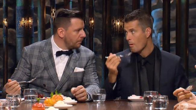 MKR judges Manu Feildel and Pete Evans have tasted success on the show, but faced difficulties off camera. Picture: Supplied