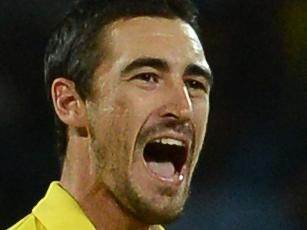 'You could see bones': Starc's gruesome injury
