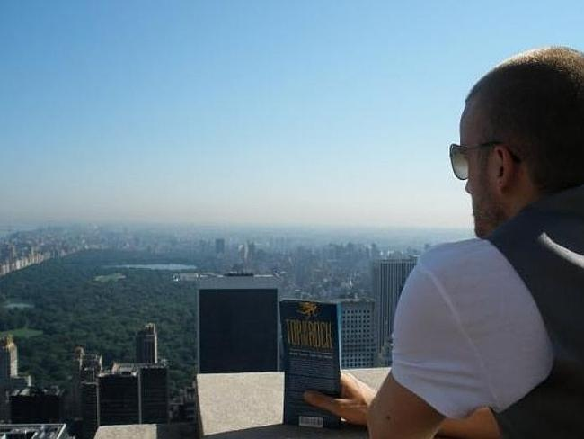 Top of the Rock.