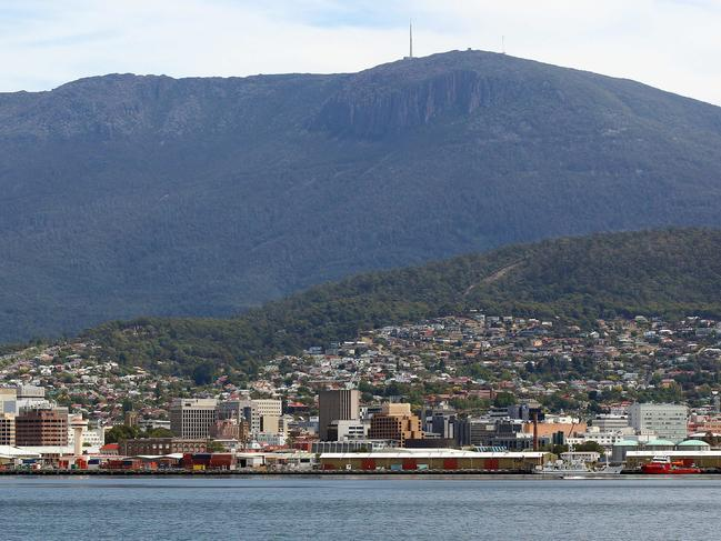 "Hobart one of just three cities in a decade with ""real"" dwelling value growth."