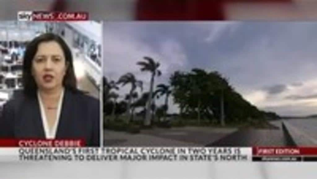 """cyclone yasi speech """"in our region, natural disasters generally mean cyclones, and we know  to talk  to people in areas struck by severe tropical cyclones yasi and."""