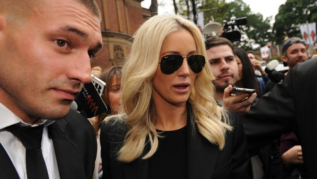 Roxy Jacenko pleaded with the judge not to send her husband to jail.