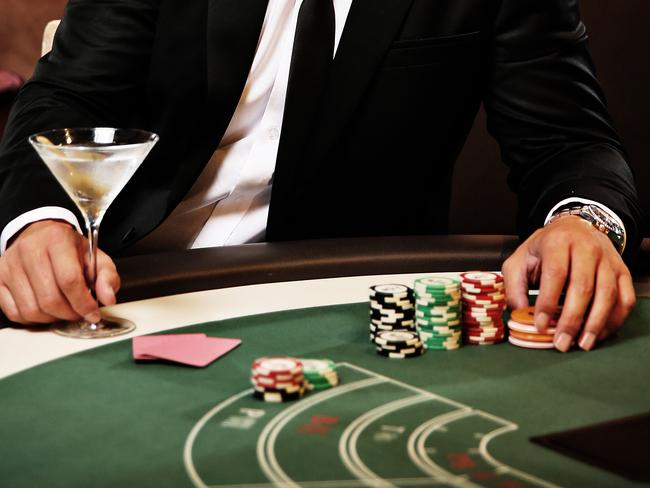 Rich 'whales' bet hundreds of thousands a hand at glittering casinos outside mainland China, where gambling is illegal. Picture: The Star/Supplied