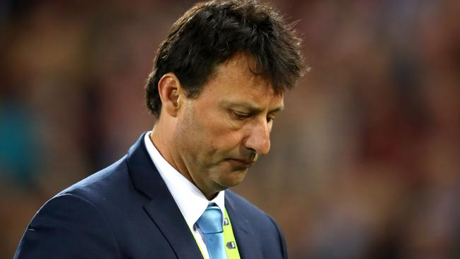 Hadley says it is time for Blues coach Laurie Daley to go.
