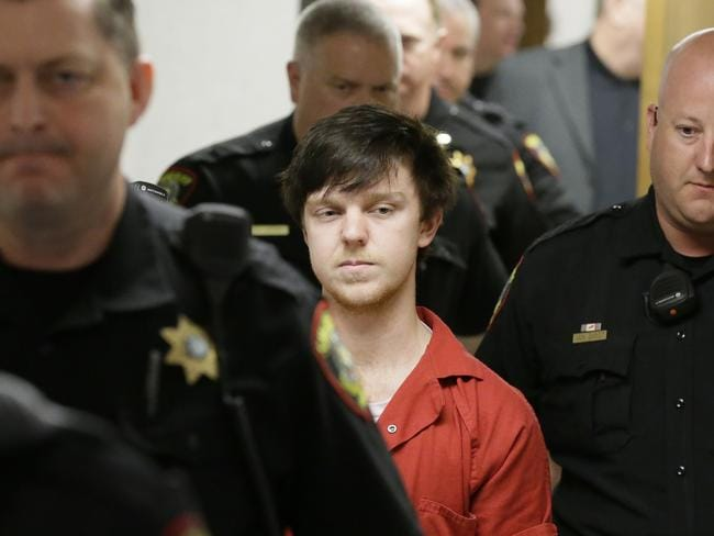 Ethan Couch will face court as an adult. Picture: LM Otera/AP