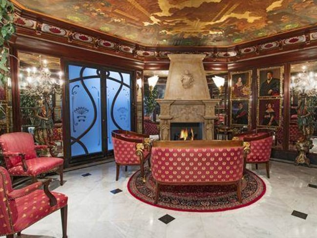 Villa Faberge is up for sale. Picture: Christie's International