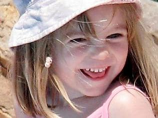05/08/2008 NEWS: Madeline McCann Picture: Supplied