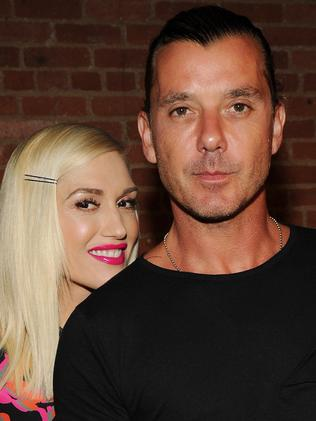 First love ... Gwen Stefani and Gavin Rossdale in 2014. Picture: Getty