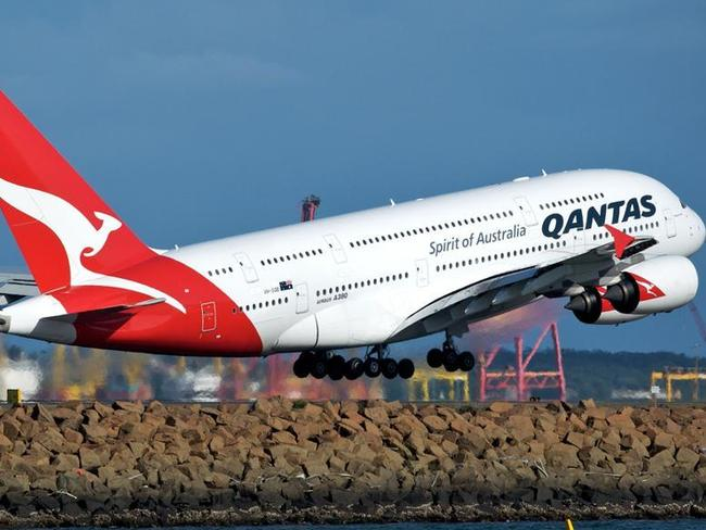 Qantas foreign ownership laws relaxed.