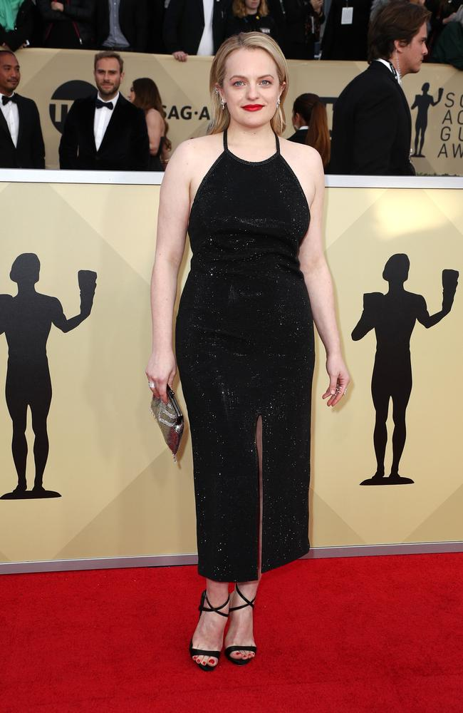 Elisabeth Moss. Picture: Getty