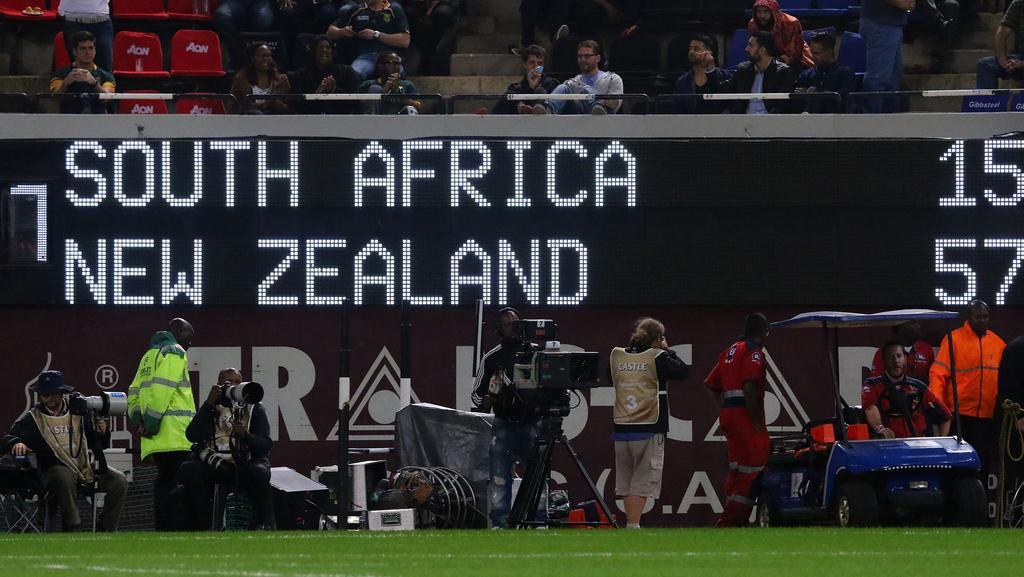 South Africa's 2016 loss to New Zealand in Durban was their worst ever on home soil.