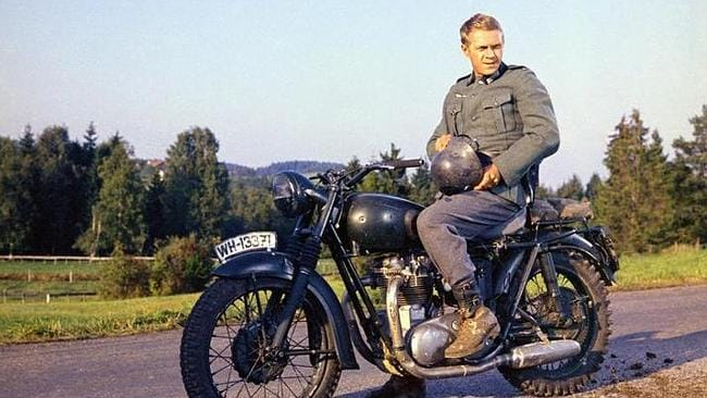 Steve McQueen died 33 years ago. Picture: Supplied