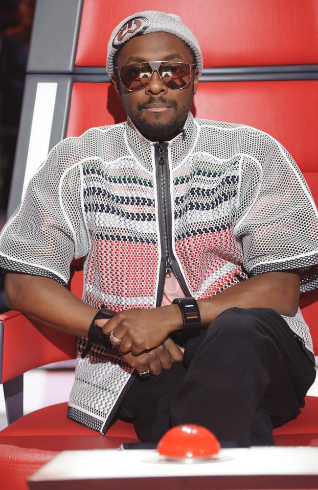 will.i.am says it's unlikely that the person with the best voice will win  <i>The Voice</i>.