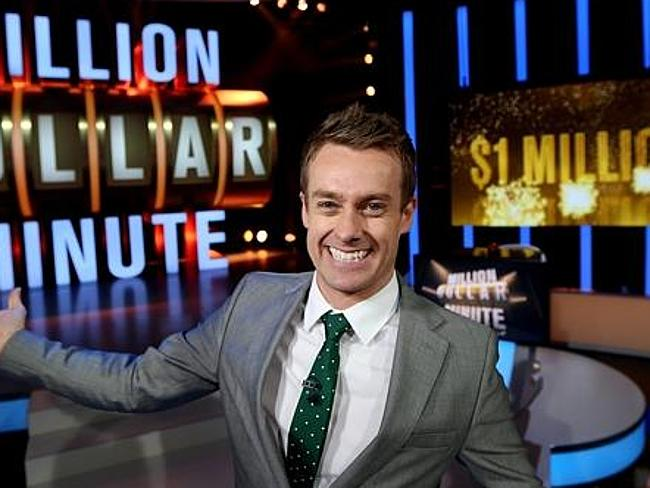 Denyer also briefly hosted Seven's game show Million Dollar Minute, but quit after two months.