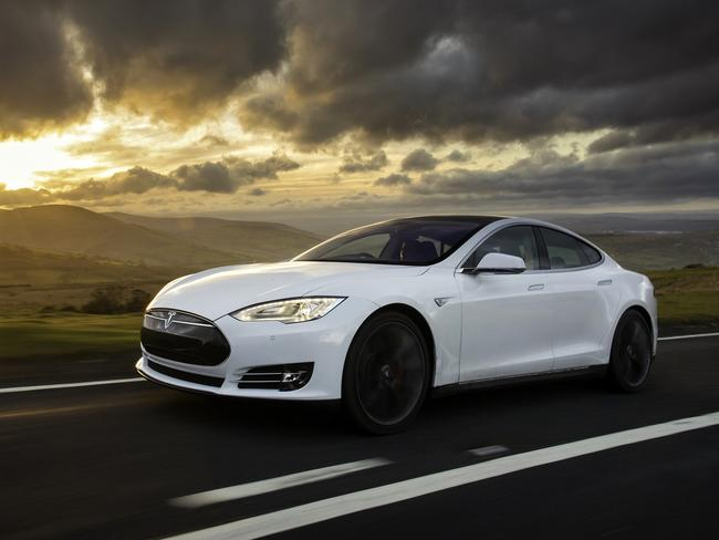 More to come ... Tesla says charging points will be installed in Queensland, NSW and Victoria by 2016. Picture: Supplied.