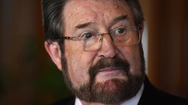 Senator Derryn Hinch said he was encouraged to travel to China for an illegal liver transplant but refused.